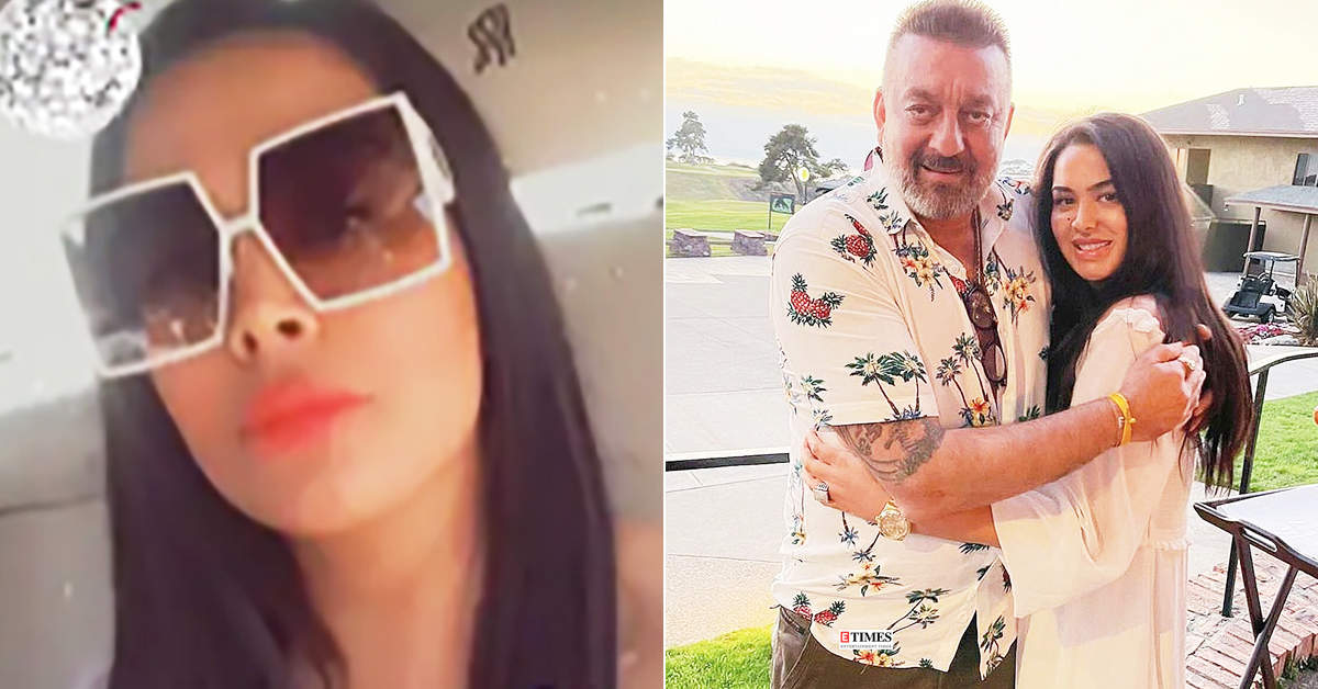 From road trip, sunset pictures to meals with 'Papa Dukes', inside Trishala Dutt's birthday celebrations