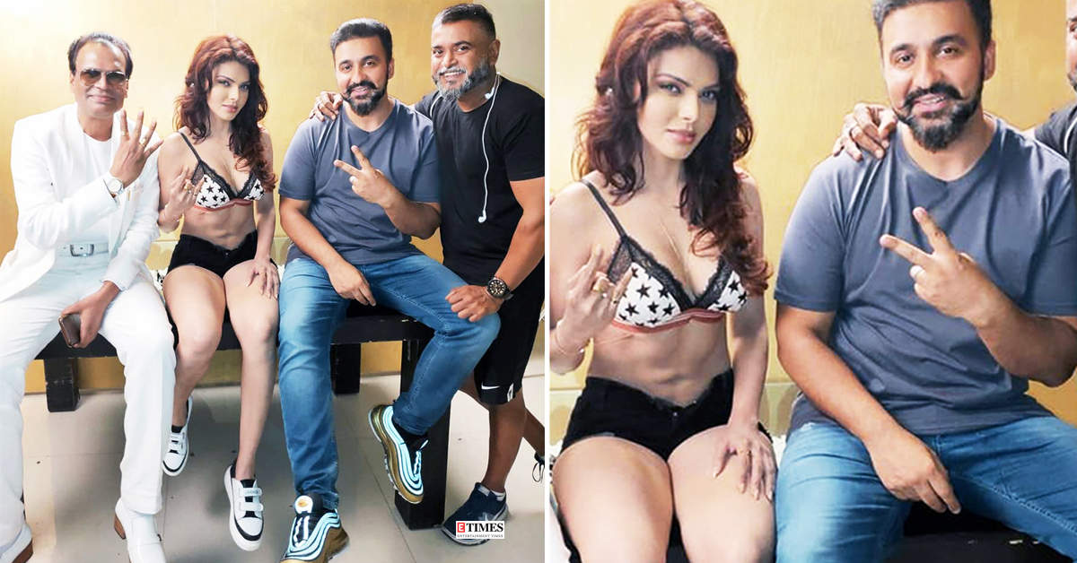 Sherlyn Chopra shares picture with Raj Kundra, actress gets trolled