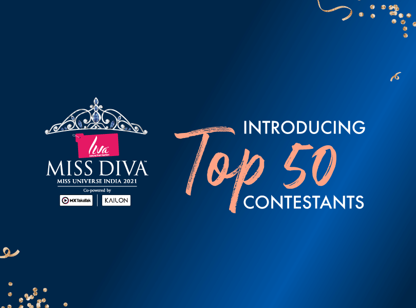 Unveiling of LIVA Miss Diva 2021 Top 50 Contestants!