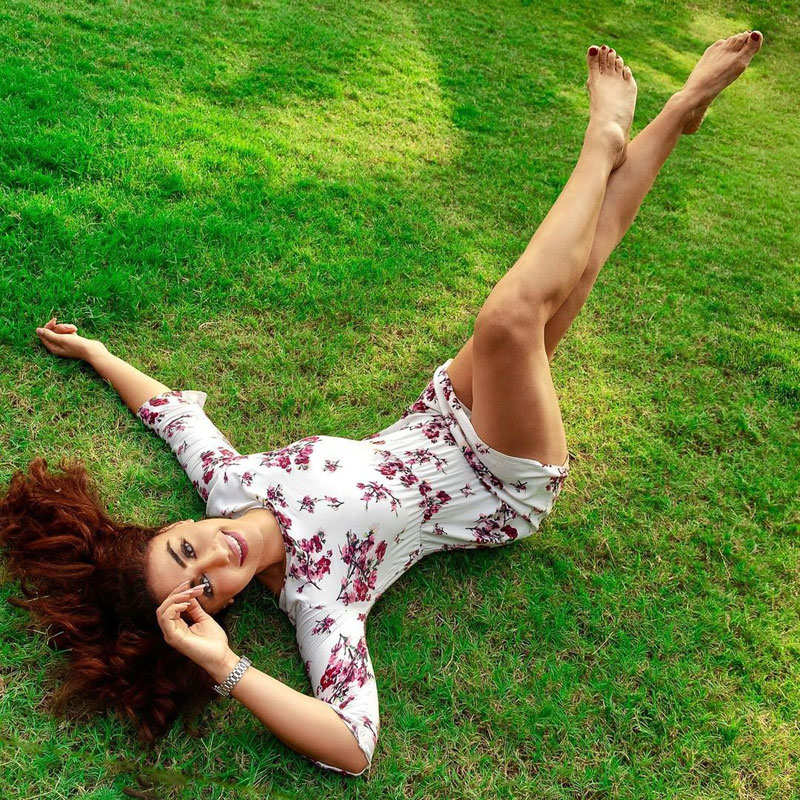 Pictures of Mahek Chahal go viral as she gets evicted from Khatron Ke Khiladi 11