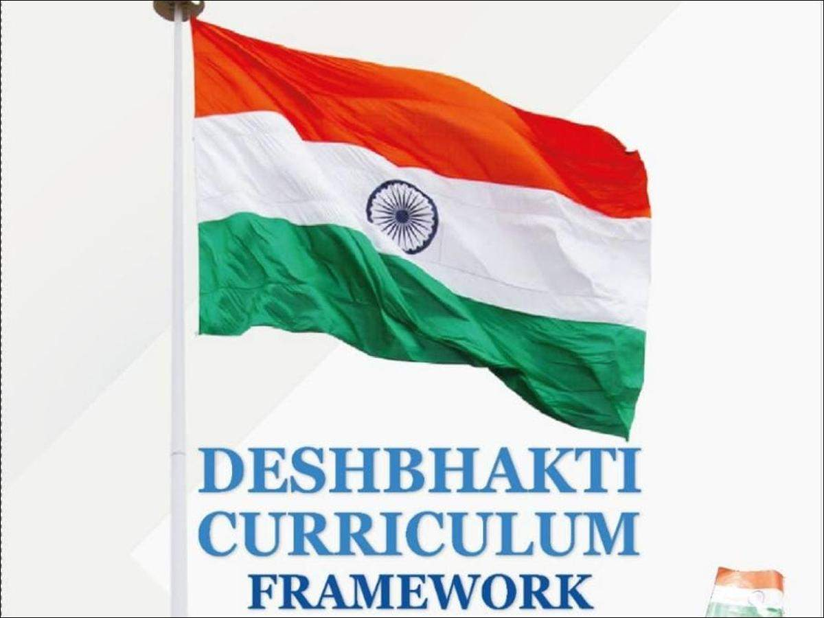 Deshbhakti curriculum to have activity-based learning