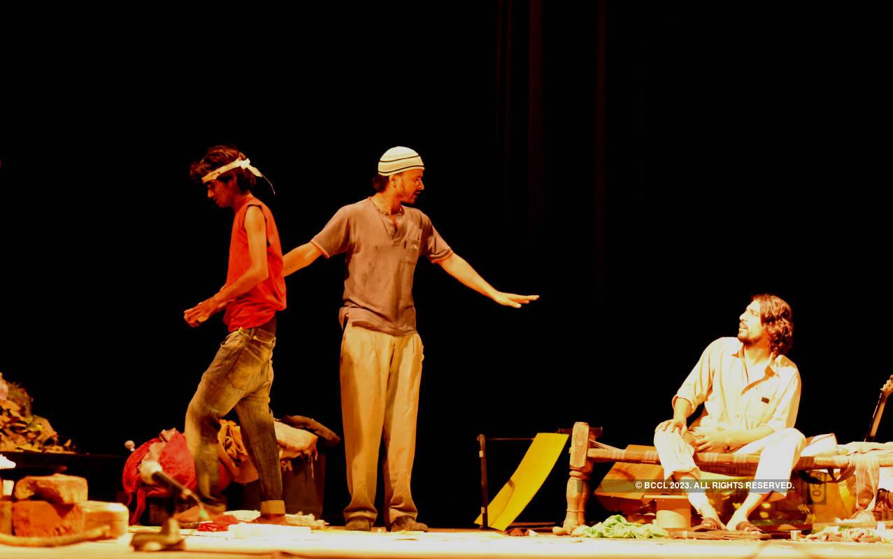 Bhanw Ariya Kalet: A play