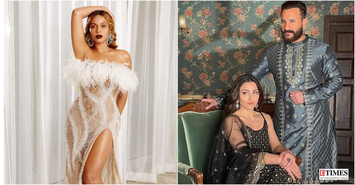 From Beyoncé to Saif Ali Khan, meet the famous celebrities who are related to royalty