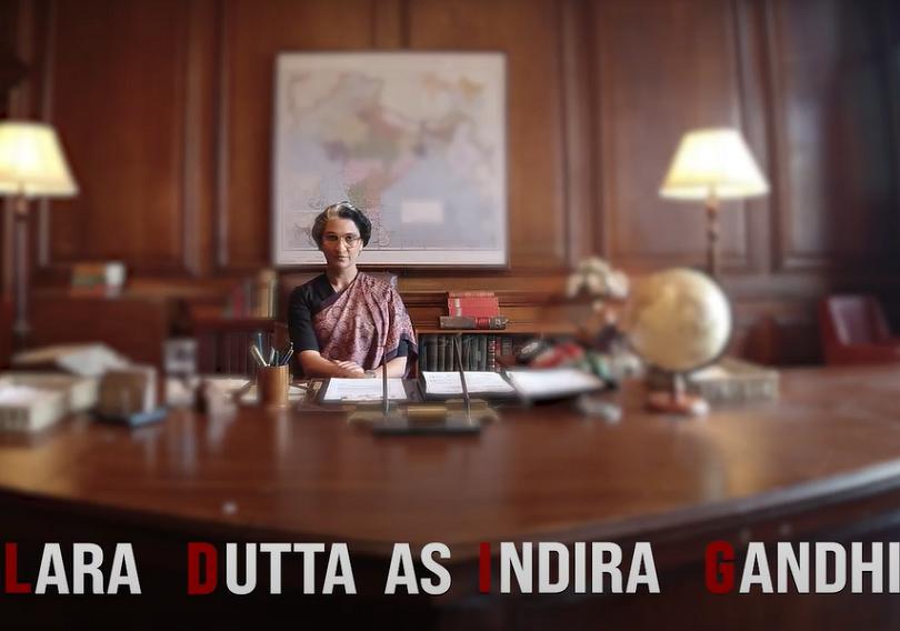 Lara Dutta's unbelievable transformation as Indira Gandhi in 'Bell Bottom' was THIS co-actor's idea!