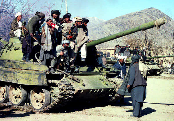 25 pictures from Taliban's last rule in Afghanistan