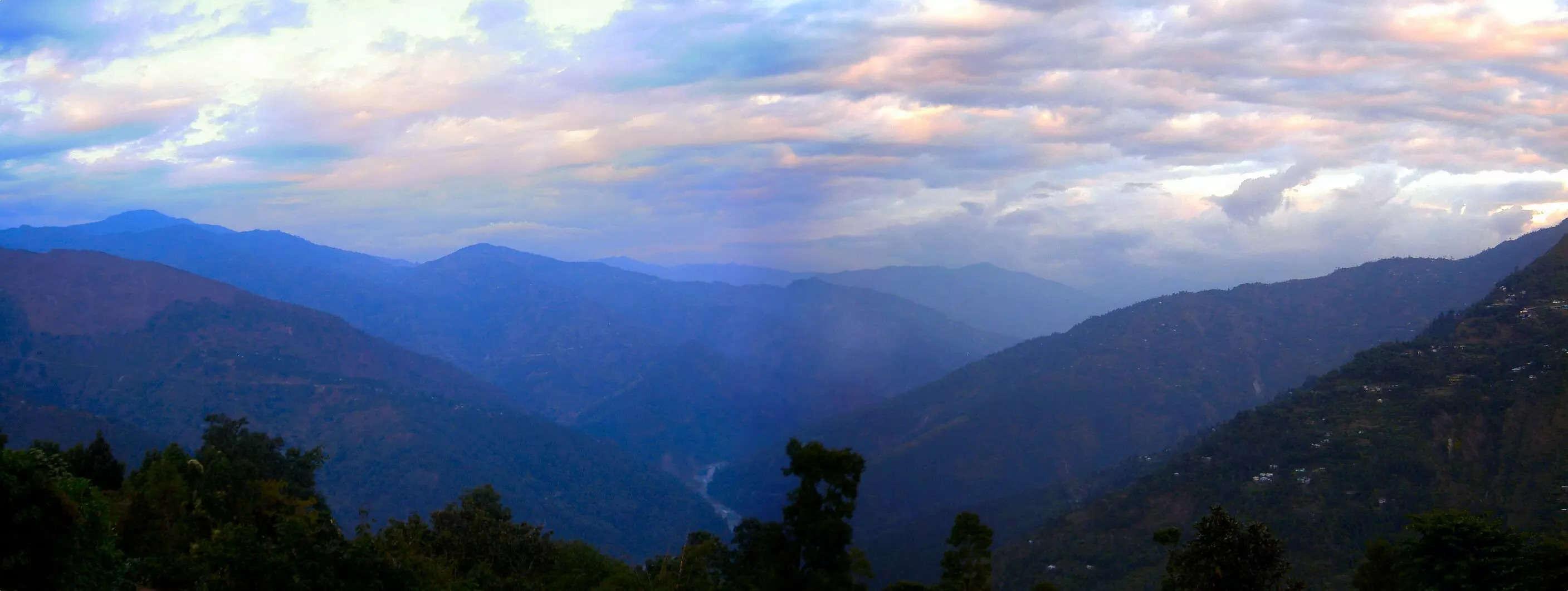 Kalimpong.