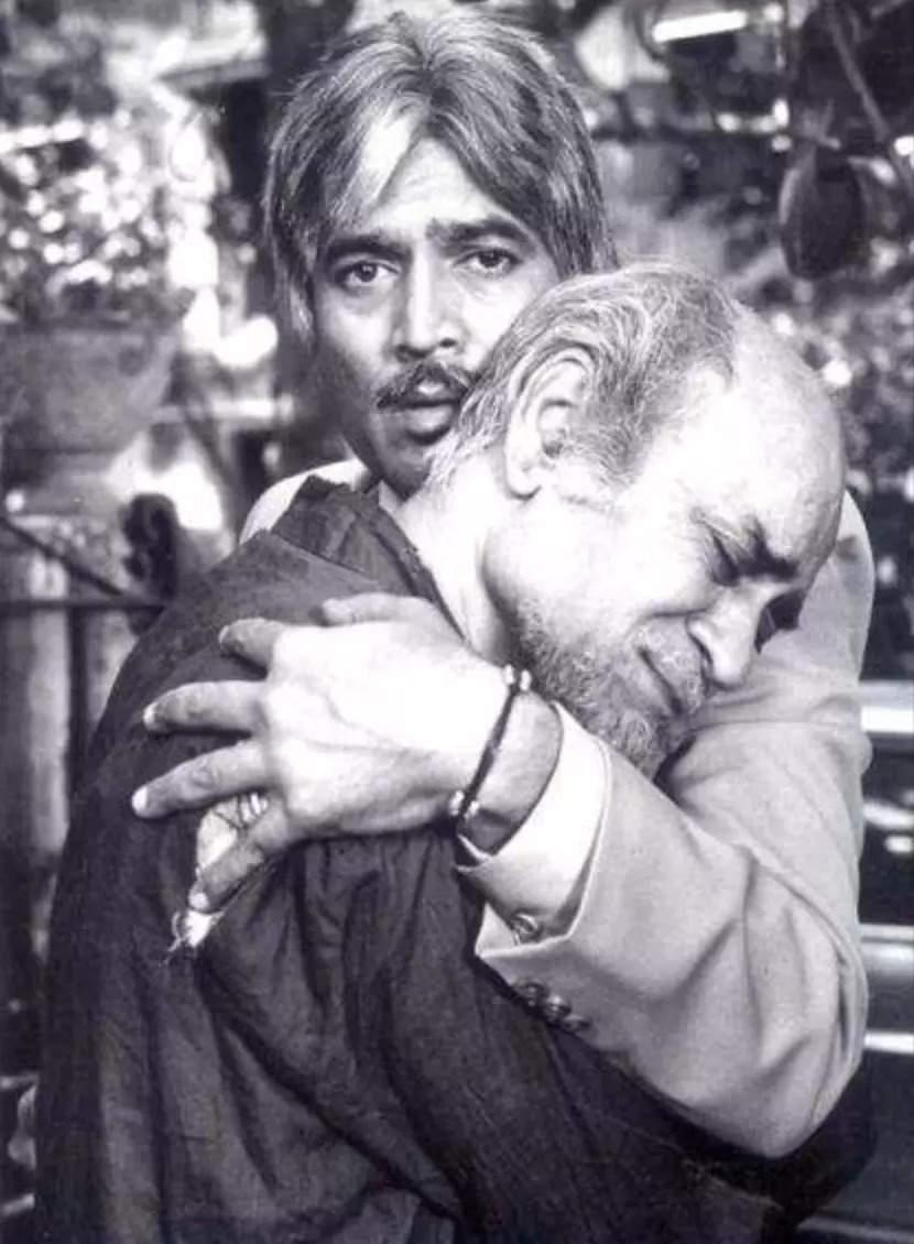 #GoldenFrames: A. K. Hangal, an actor par excellence