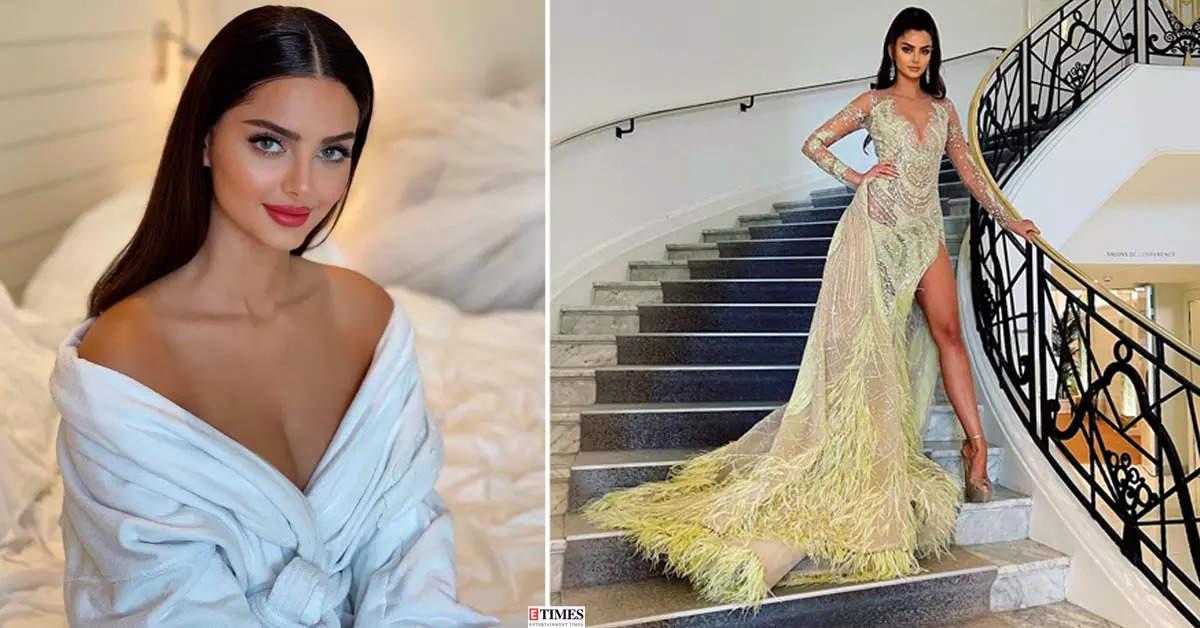 Stunning pictures of Aishwarya Rai Bachchan's doppelganger Mahlagha Jaberi