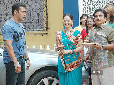 On the sets: 'Taarakh Mehta Ka...'