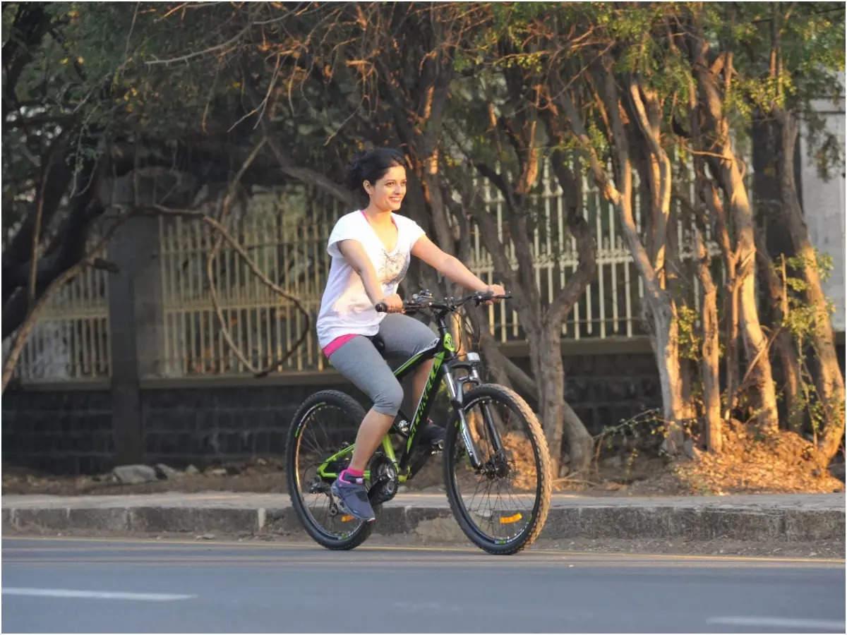 Biking in Pune