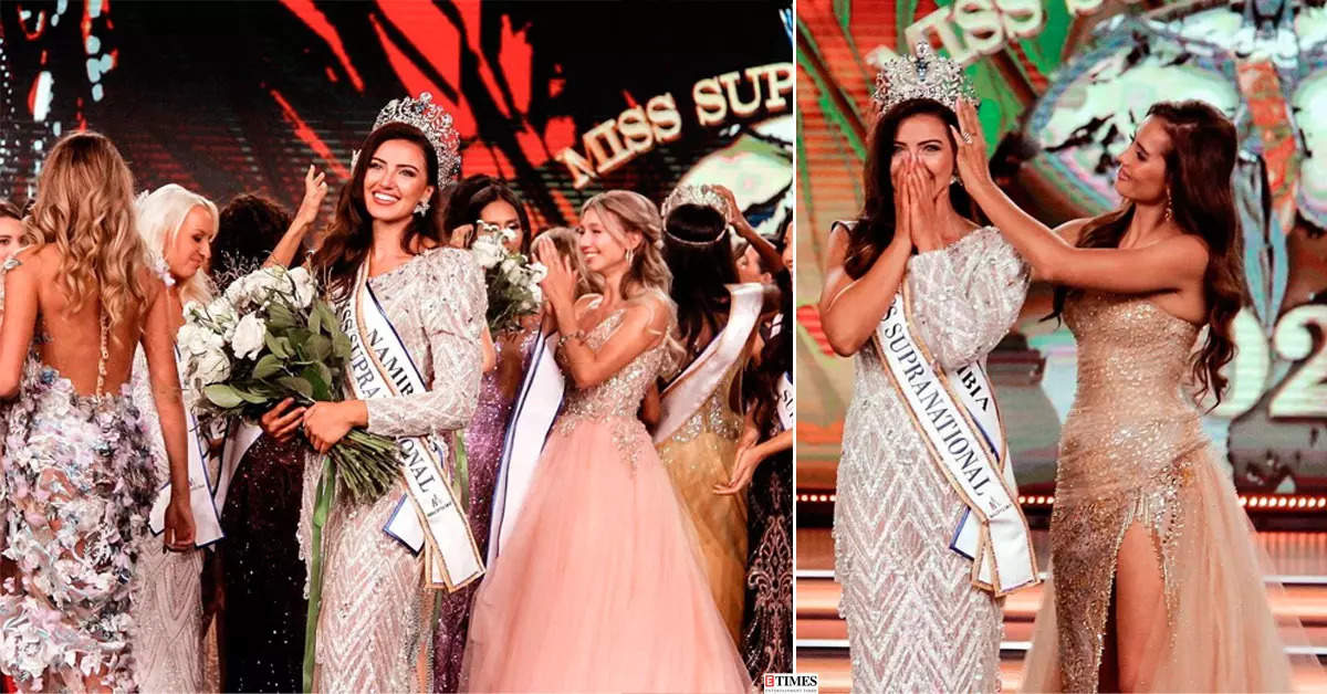 Nambia's Chanique Rabe wins Miss Supranational 2021