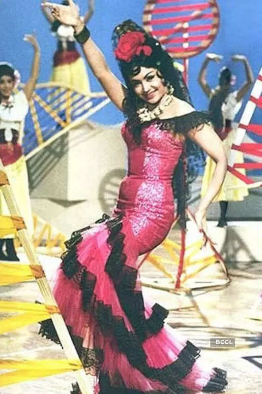 #ETimesTrendsetters: Helen—Bollywood's dancing legend, timeless beauty and a fashion icon!