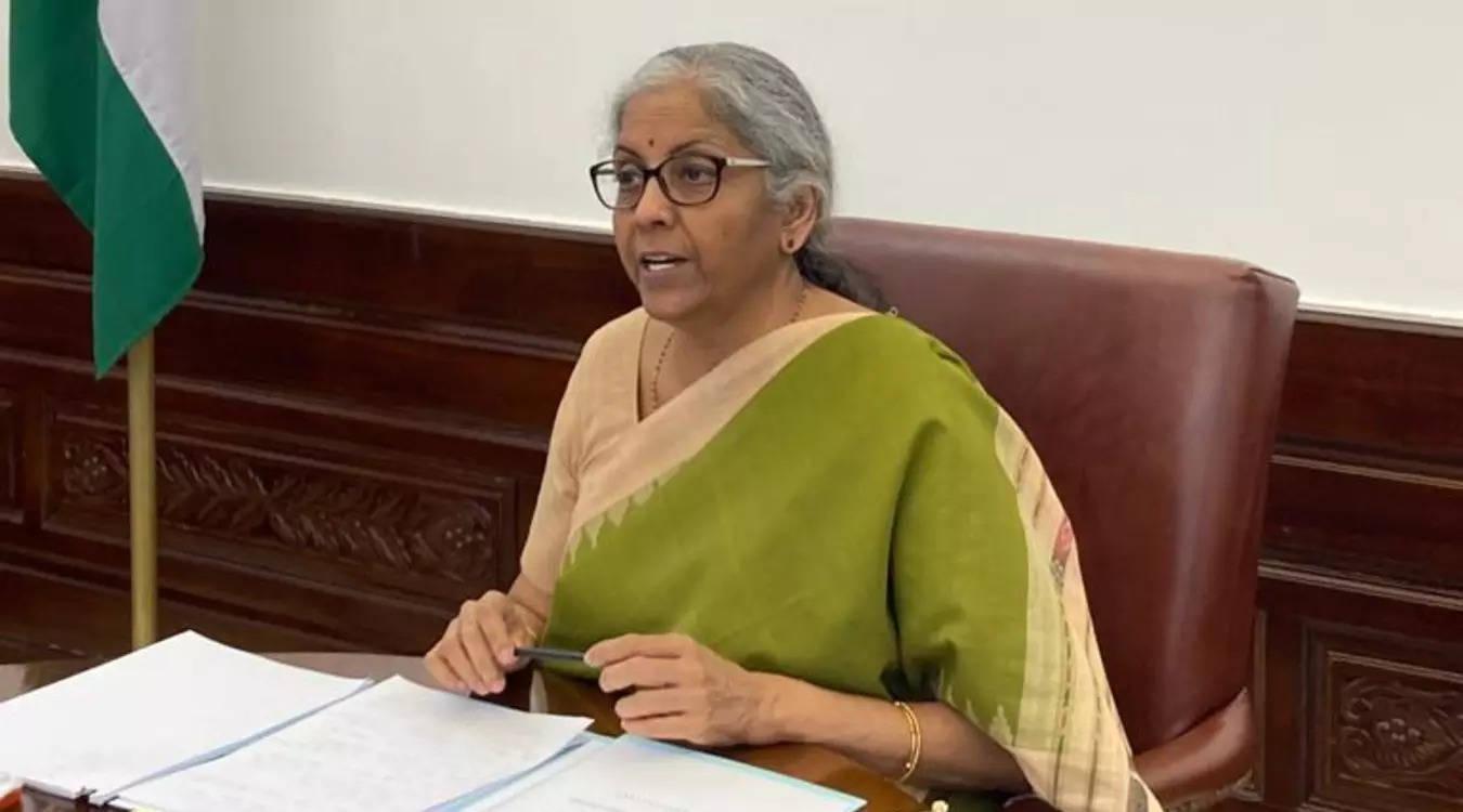Nirmala Sitharaman asks India Inc to look beyond banks for finance