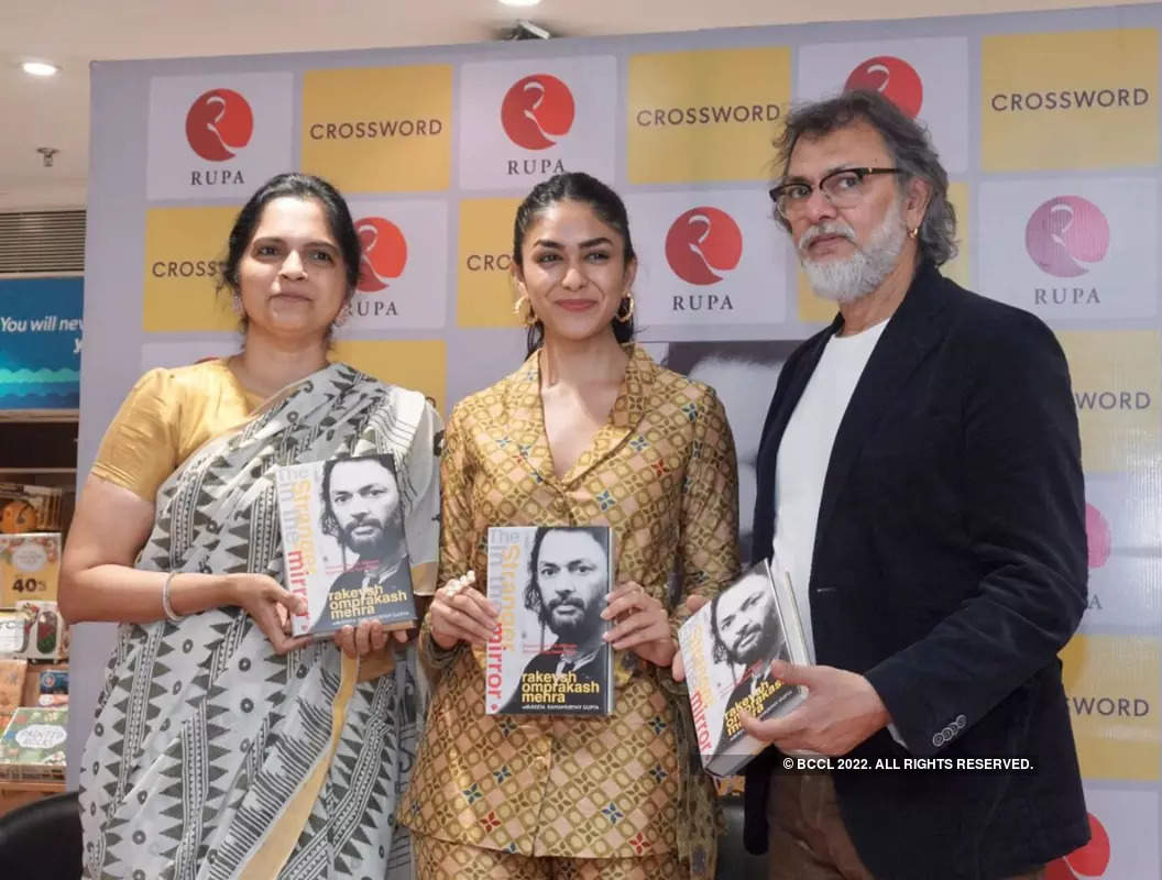 The Stranger In The Mirror: Book launch