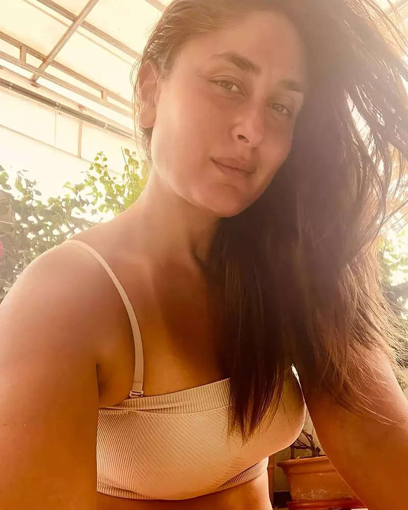 Kareena Kapoor Khan's glow after 108 surya namaskaras is unmissable in this latest picture