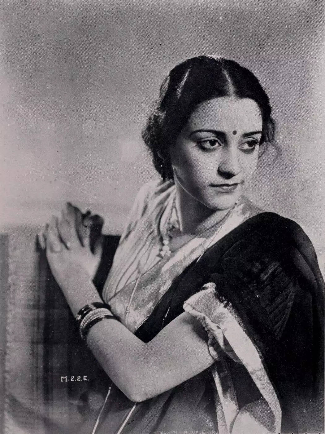 #GoldenFrames: Naseem Banu, the first female superstar of Bollywood