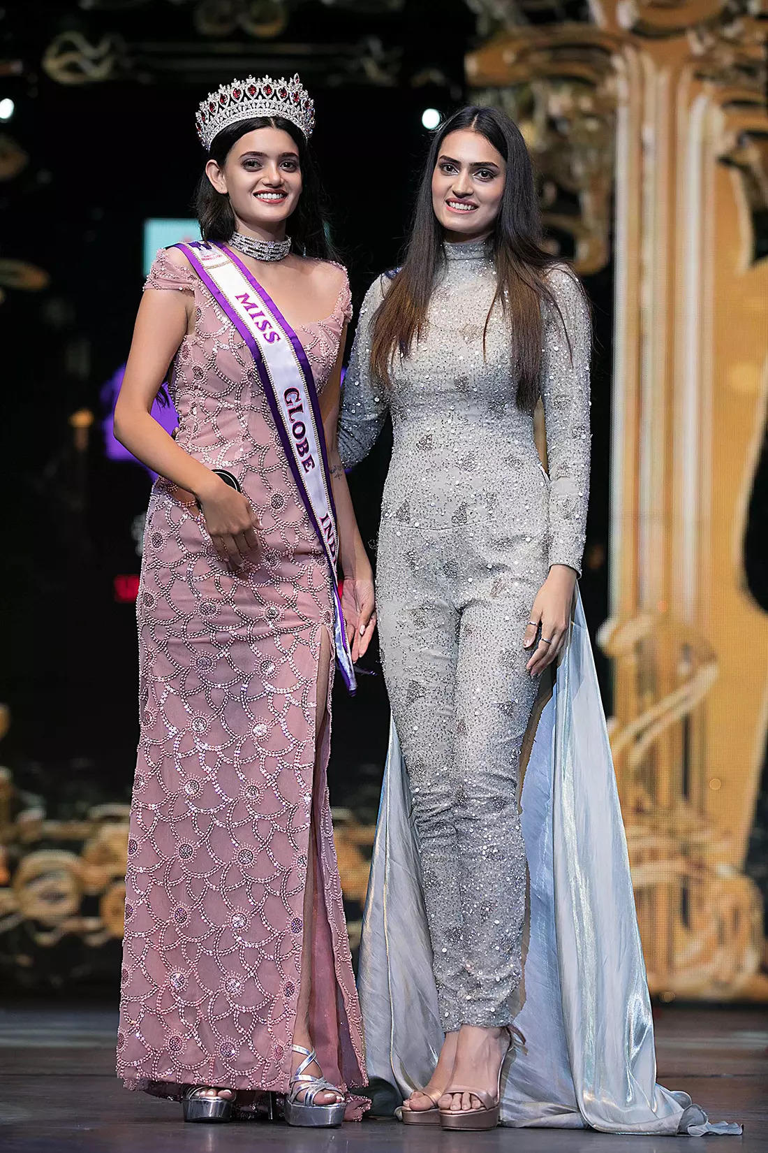 Pictures of Tanya Sinha who wins Glamanand Supermodel India 2021, will represent India at Miss Globe International