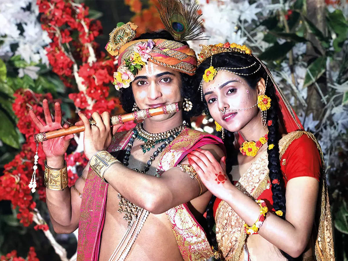 Sumedh Mudgalkar and Mallika Singh in a still from show (BCCL)