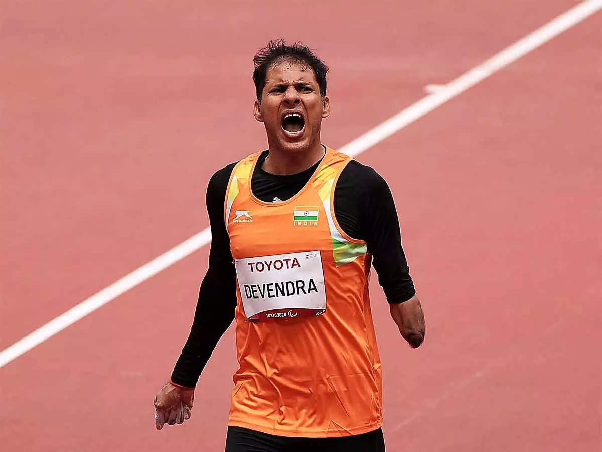 Tokyo Paralympics: Devendra Jhajharia dedicates silver medal to late father    Tokyo Paralympics News - Times of India