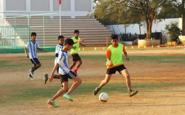 Comprehensive involvement in sports will create quality athletes