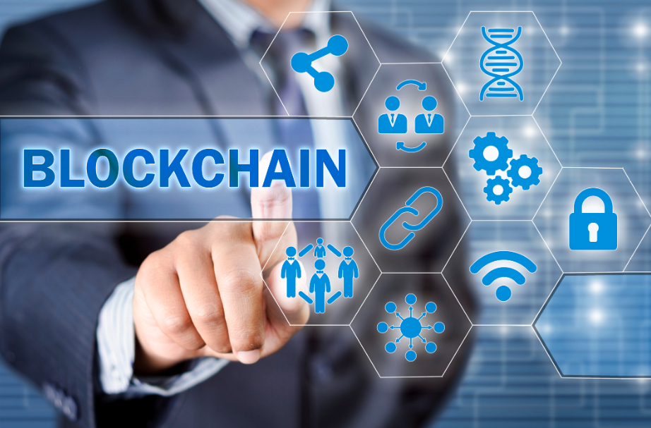 Blockchain to prevent forging of documents