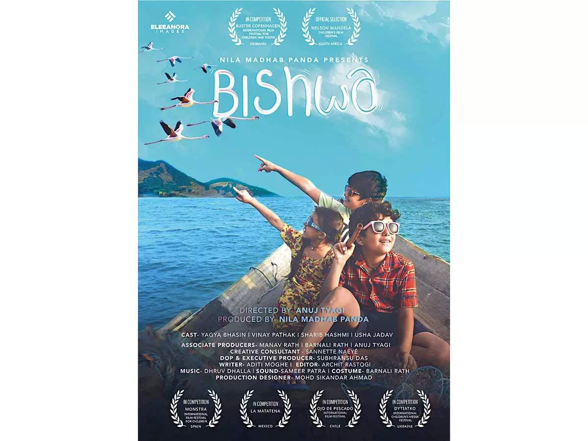 Nila Madhab Panda's upcoming film Bishwa