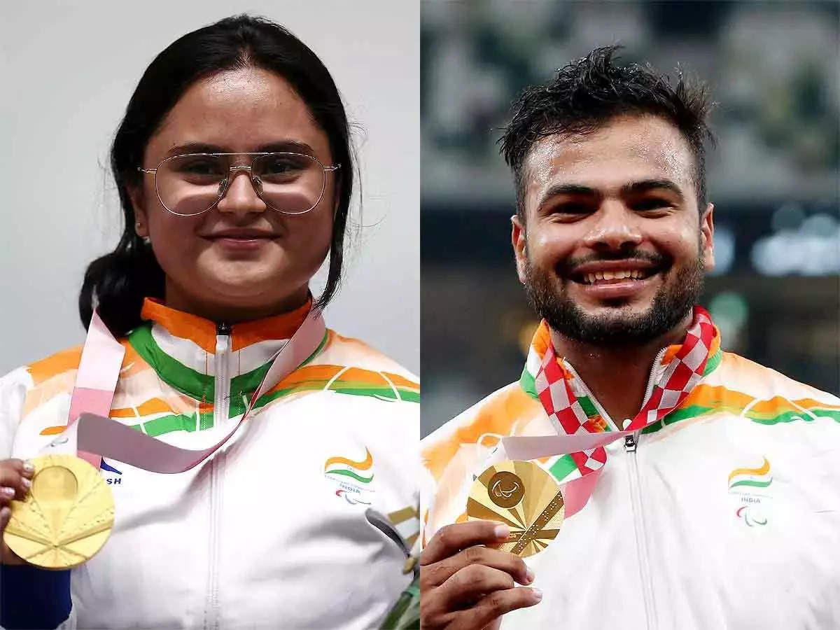 India Inc cheers as Paralympians win medals