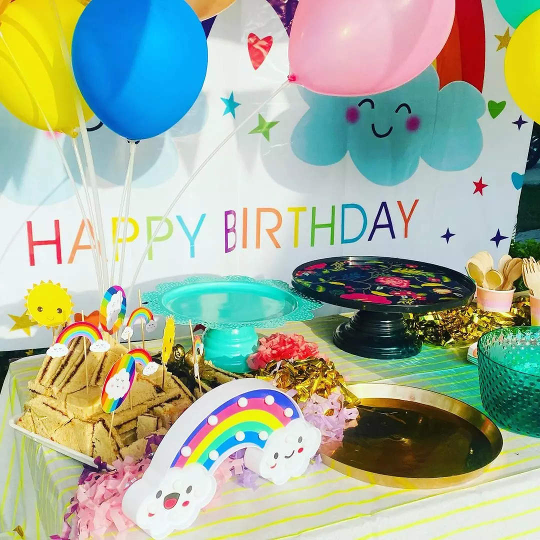 , Mira shares inside pics of Misha's birthday, The World Live Breaking News Coverage & Updates IN ENGLISH