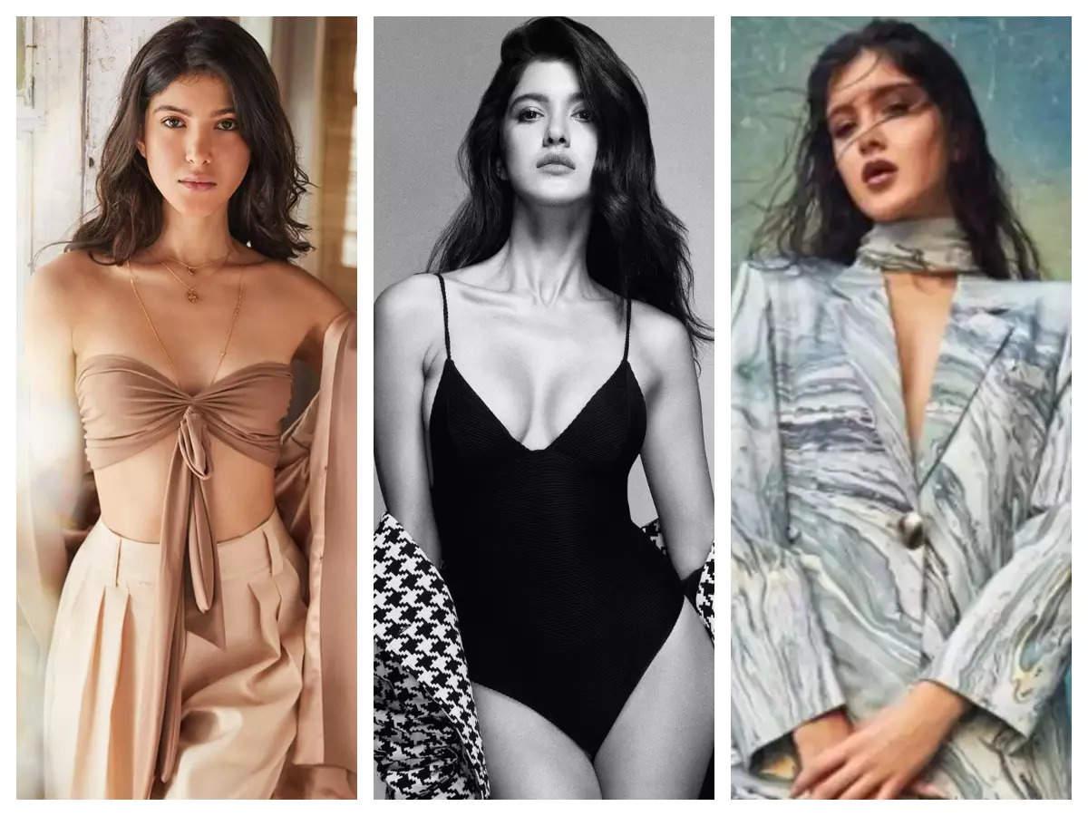 5 times Shanaya lent flirty twist to blazers
