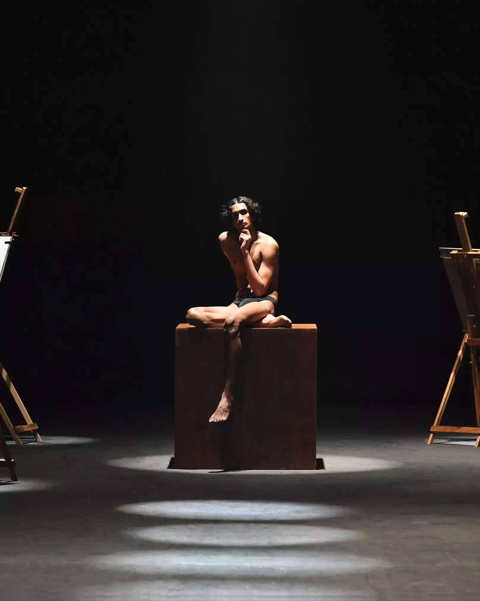 SHIVAN & NARRESH COUTURE SERIES 1 - ARTISTS AT WORK (b)