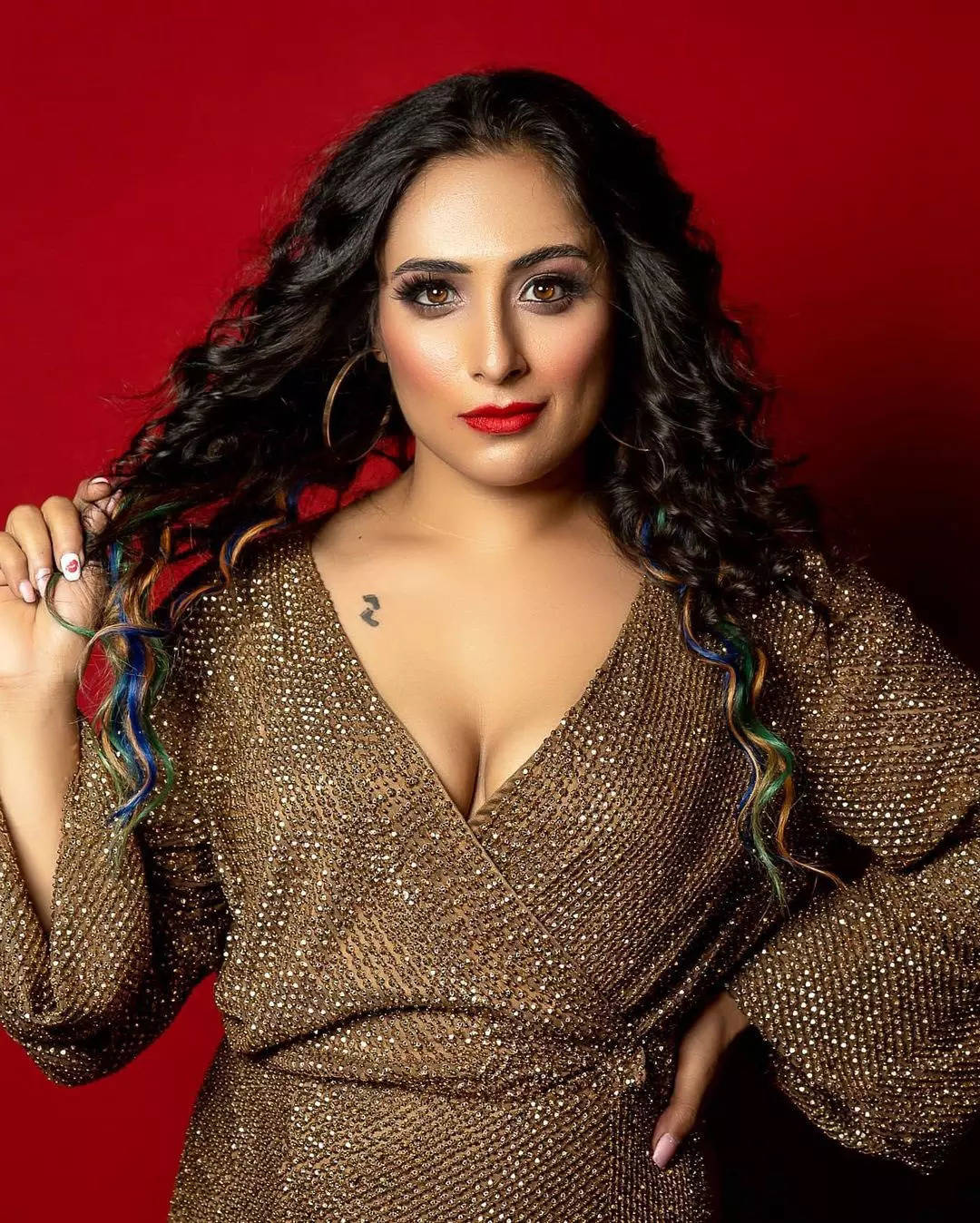 Roadies Rising winner Shweta Mehta's stunning pictures are sweeping the internet