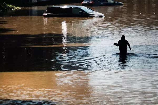 At least 44 dead as flash floods hit New York area