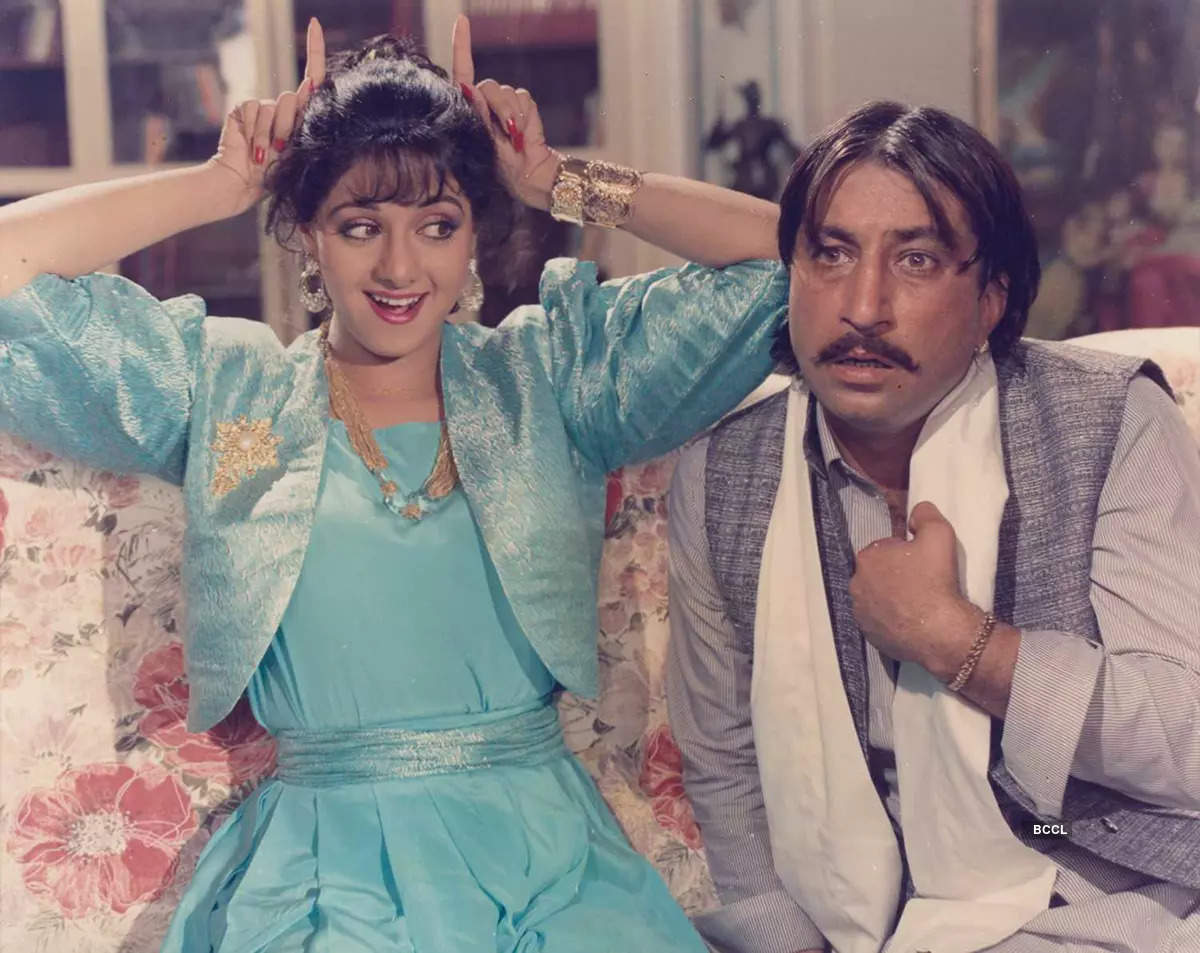Shakti Kapoor's best comic roles: From Raja Babu to Gunda, this actor tickles the funny bone of the audience