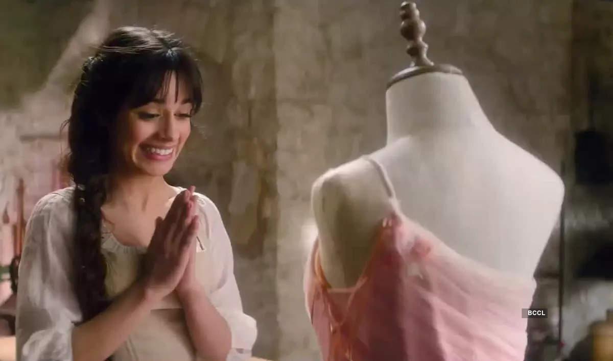 Camila Cabello looks like an absolute dream in 'Cinderella'