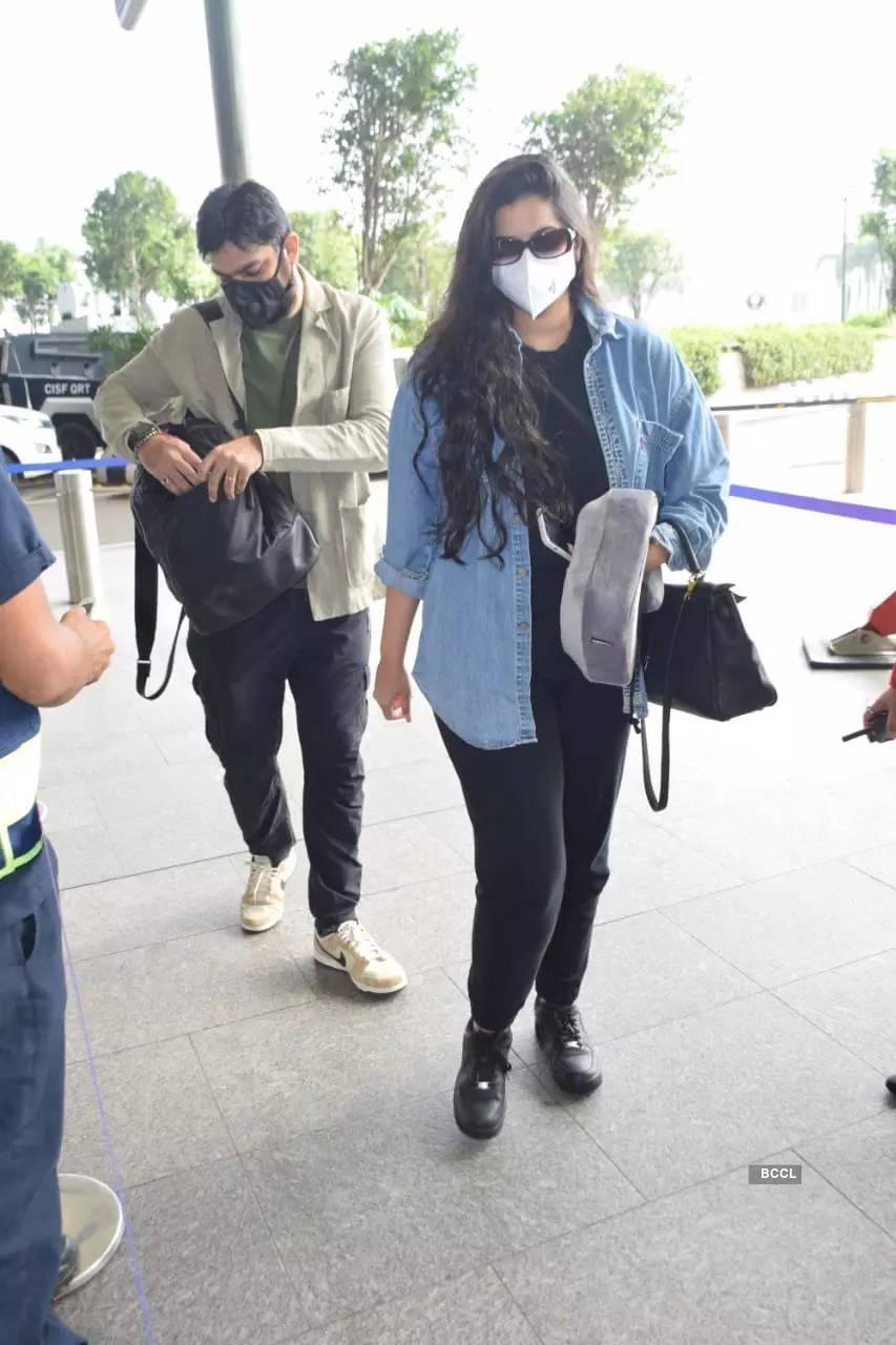 Rhea-Karan off to their honeymoon?