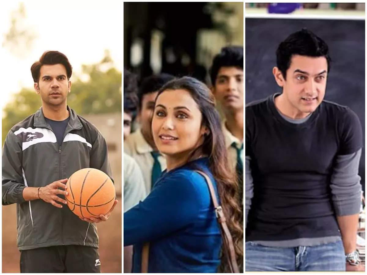 Best on-screen teachers in Bollywood