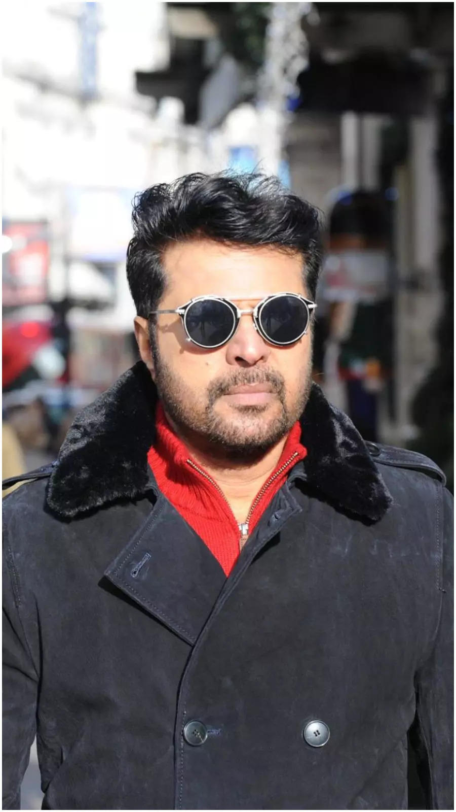 Stylish pictures of Megastar Mammootty