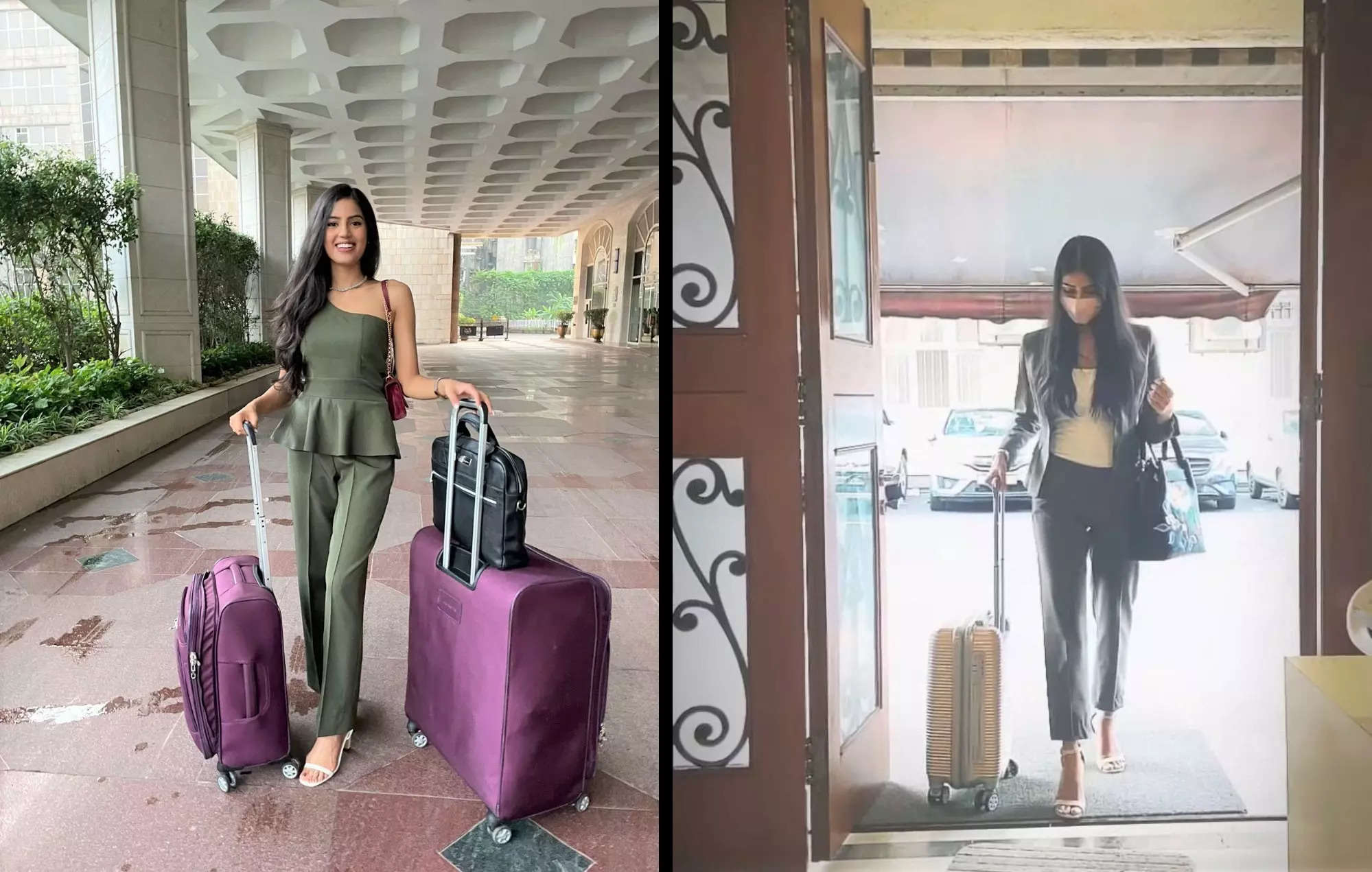 The divas have landed! LIVA Miss Diva 2021 Top 20 have arrived in Mumbai