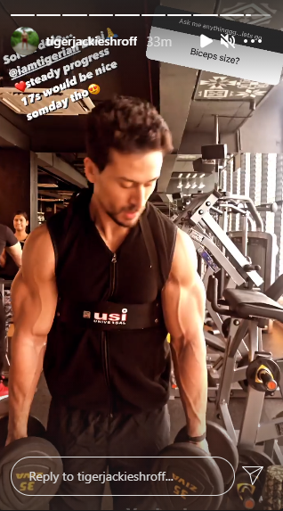 , Fans ask Tiger if Hrithik is better dancer, The World Live Breaking News Coverage & Updates IN ENGLISH