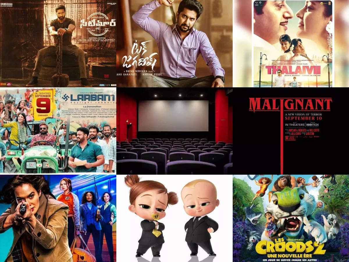 10 movies set to release on September 10