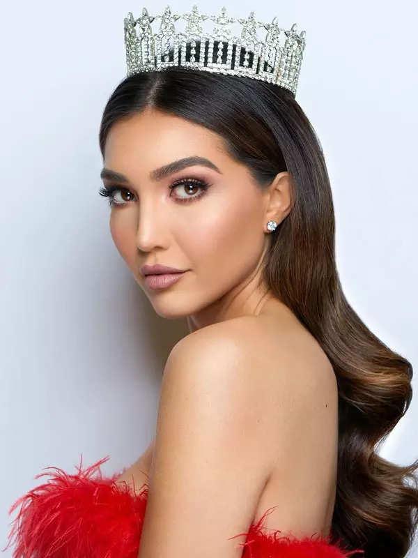 Victoria Alejandra chosen as Miss Texas USA 2021