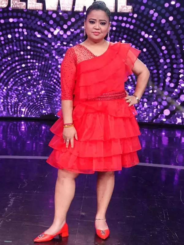 Comedian Bharti Singh's incredible weight loss journey is inspirational