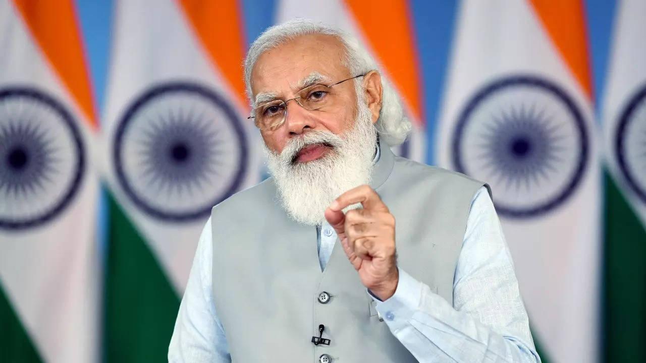 PM Modi launches initiative to prepare teachers for modern education