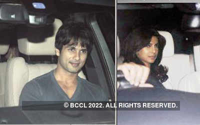 Karan Johar's b'day bash
