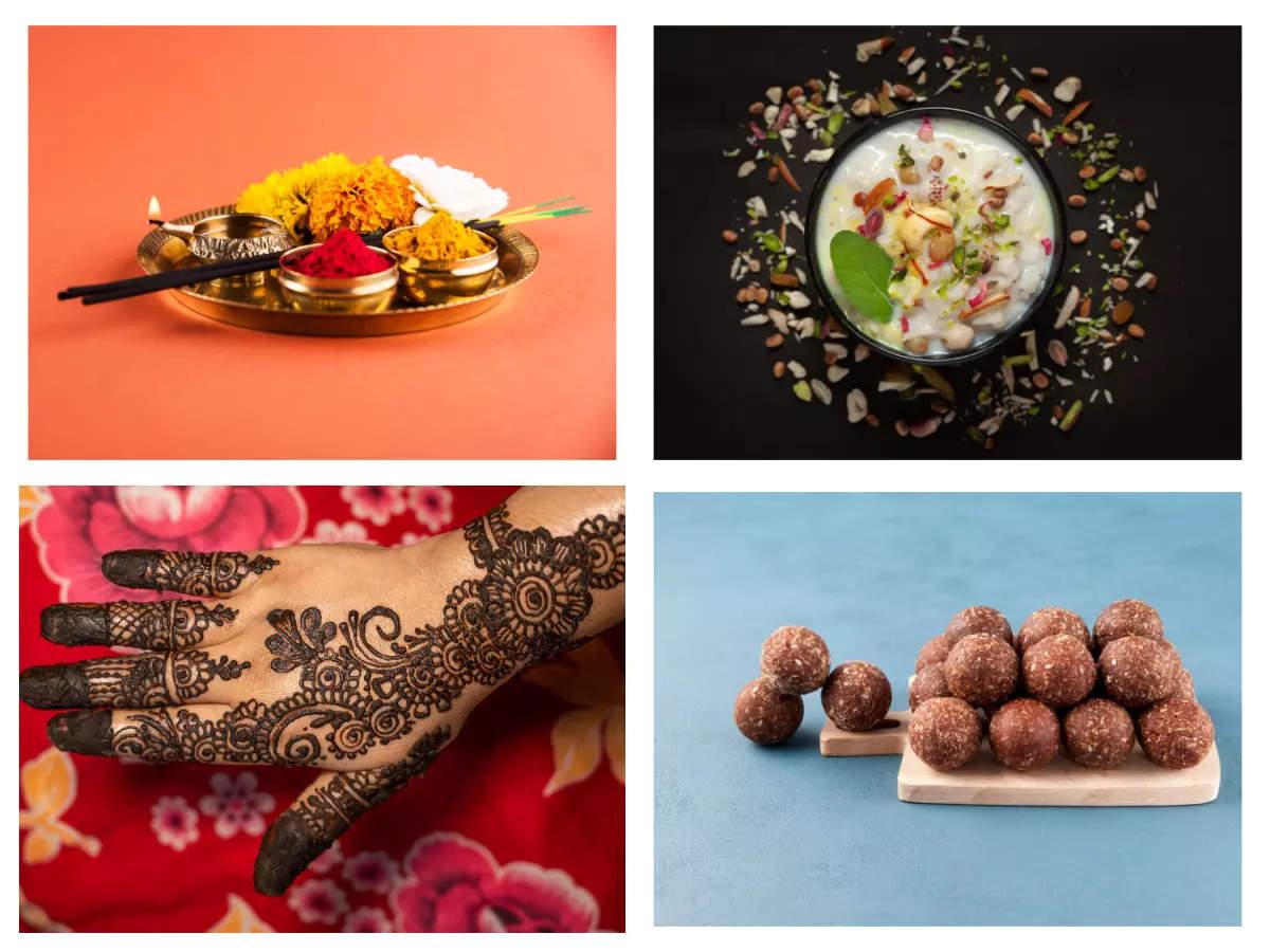 haritalika teej foods
