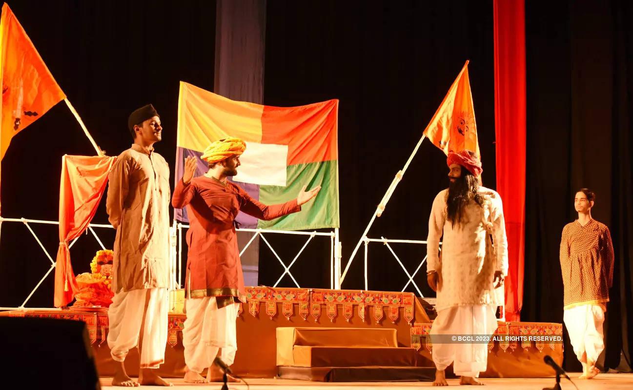 Balidan- Azadi Ka Amrit Mahotsav: A play