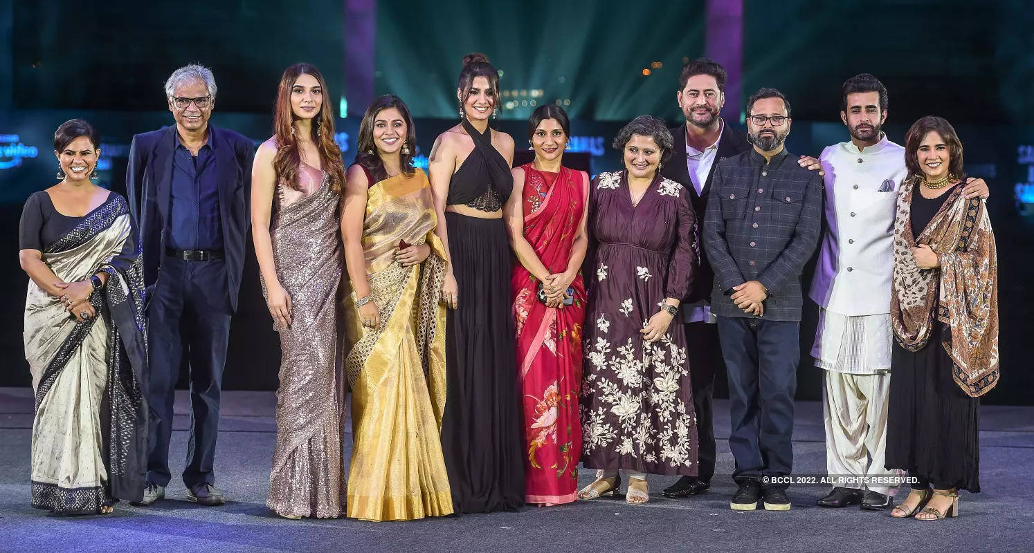 Celebs paid tribute to frontline workers at the 'Sahas Ko Salam' event
