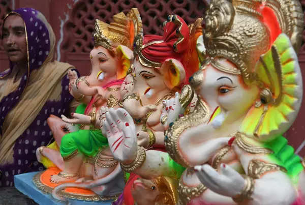 Photos: Nation gears up for Ganesh Chaturthi celebrations
