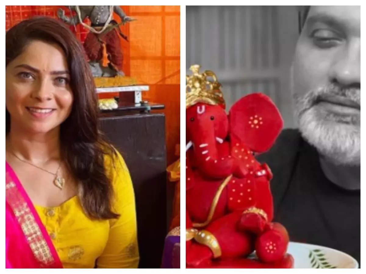 Ganesh Chaturthi 2021: Sonalee Kulkarni to Ravi Jadhav; Marathi stars who celebrate the festival in an eco-friendly way