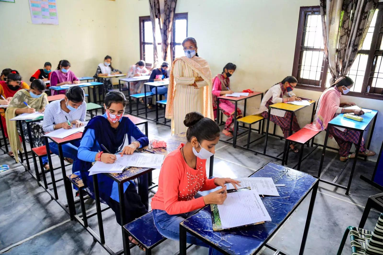 CBSE has no plan to provide class IX, XI exam papers